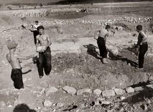 Археолози работят над древният град Плиска